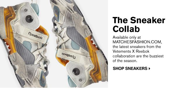 SHOP SNEAKERS >