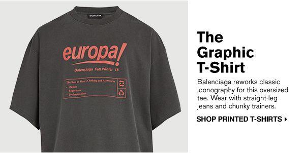 SHOP PRINTED T-SHIRTS >