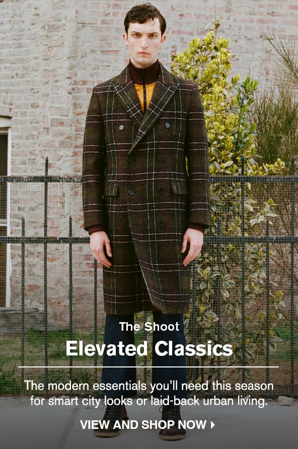 THE SHOOT: ELEVATED CLASSICS