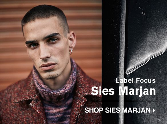 LABEL FOCUS: SIES MARJAN