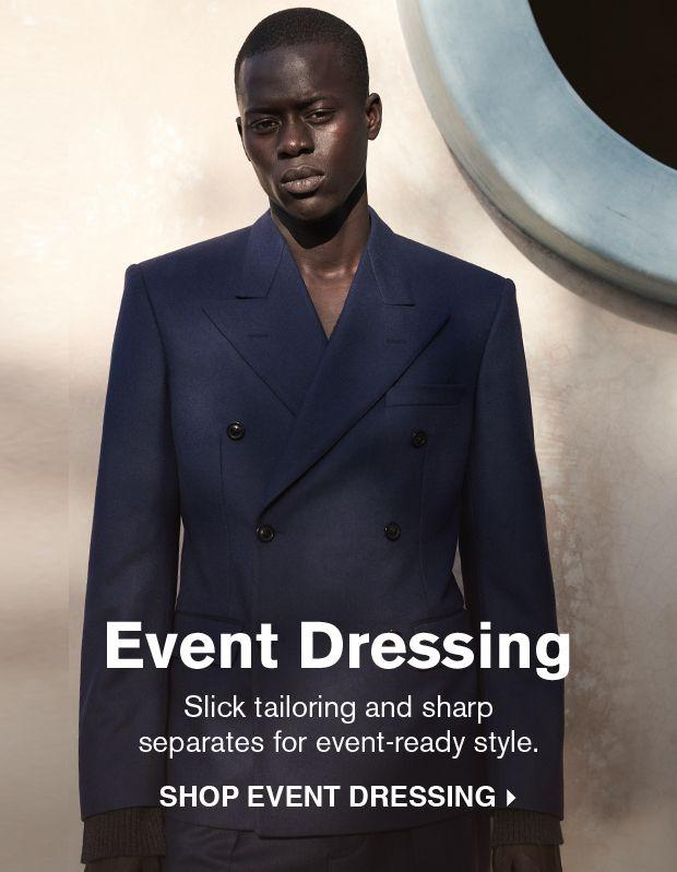 SHOP EVENT DRESSING >