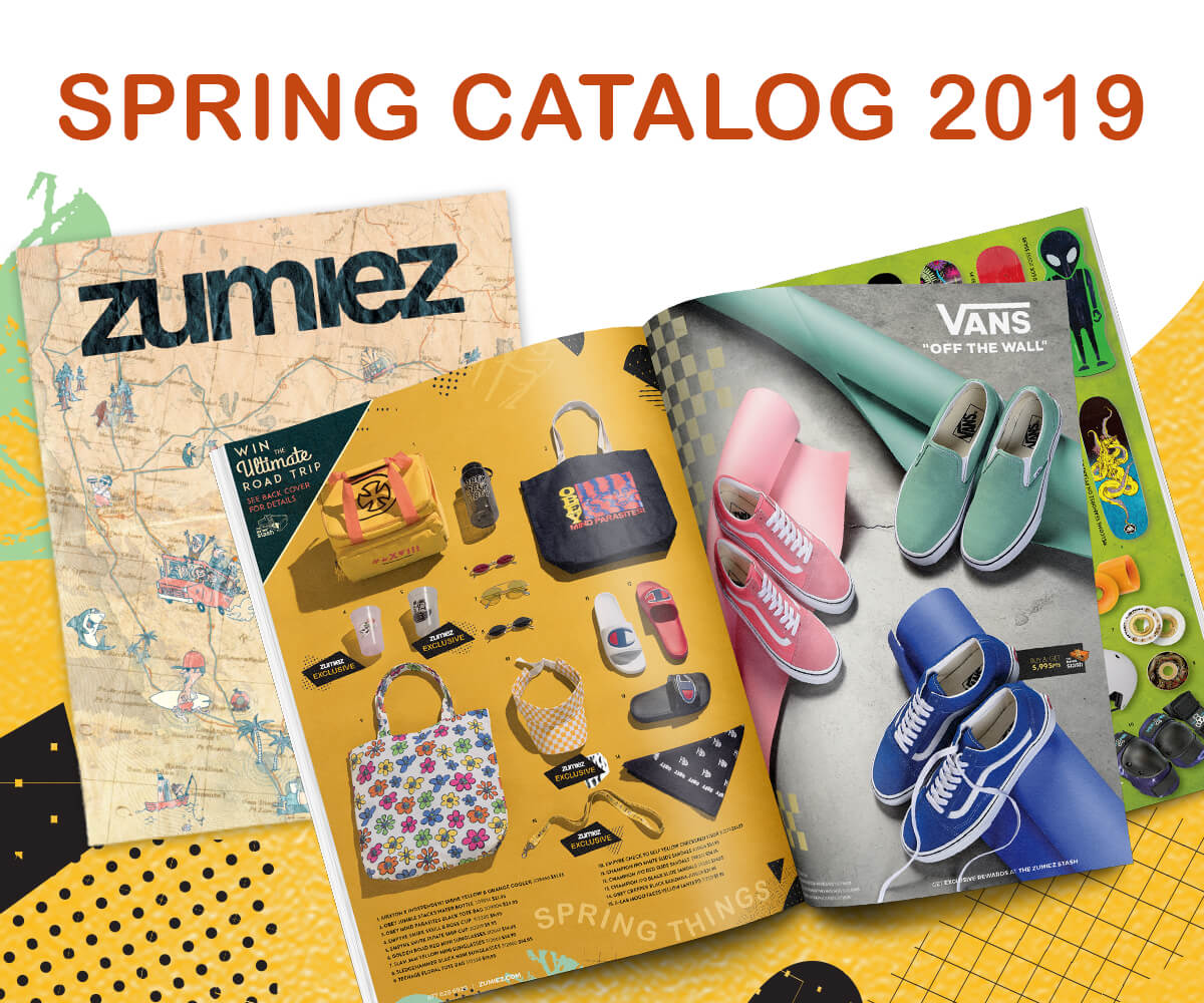 SHOP THE SPRING CATALOG ONLINE