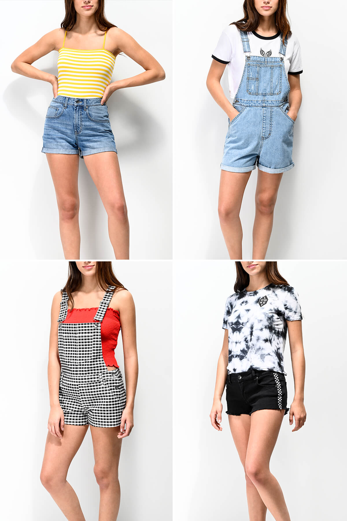 WOMEN'S SHORTS-NEW STYLES FOR THE SEASON-SHOP WOMEN'S SHORTS