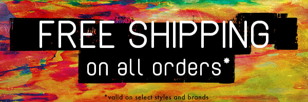 Free Shipping On All Orders* - Ends Soon | Shop Now and Save On Shipping