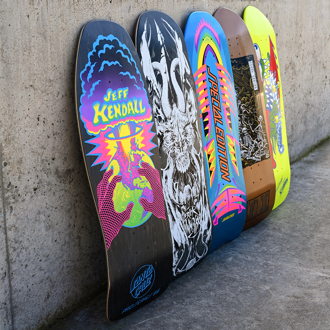RETRO SHAPED DECKS FROM THE BEST IN THE BUSINESS-SHOP RETRO DECKS