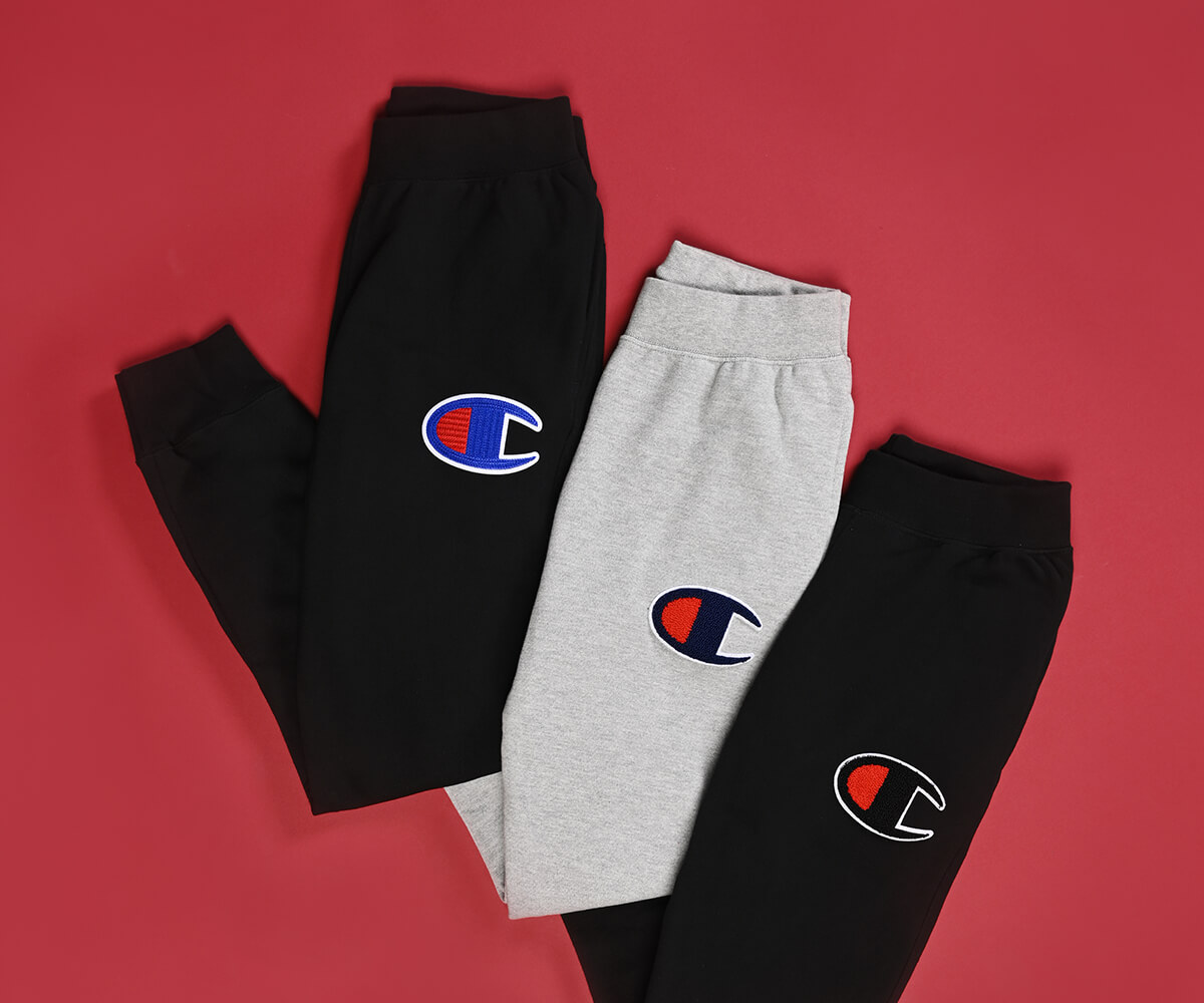 SWEATPANTS &JOGGERS STYLES FEAT. CHAMPION &MORE-SHOP SWEATS &JOGGERS