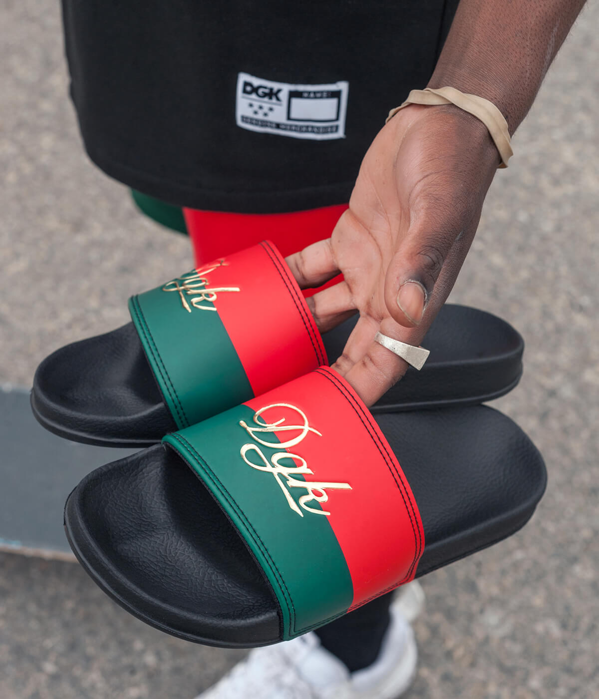 NEW ARRIVAL SLIDES AND SANDALS
