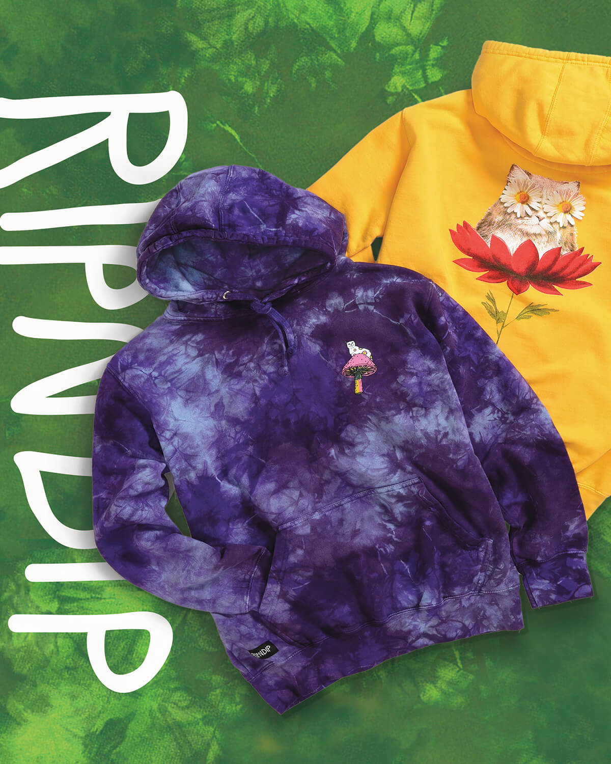 RIPNDIP NEW ARRIVAL HOODIES AND MORE - SHOP RIPNDIP