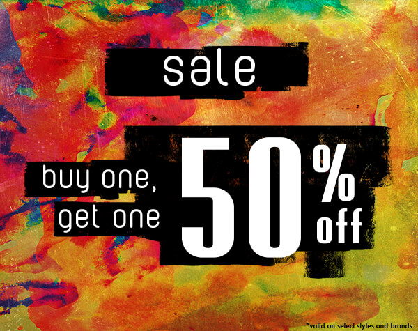 More Styles Were Just Added To The Sale - Shop and Save with Buy 1, Get 1 50% Off Sale Products | SHOP THE SALE NOW