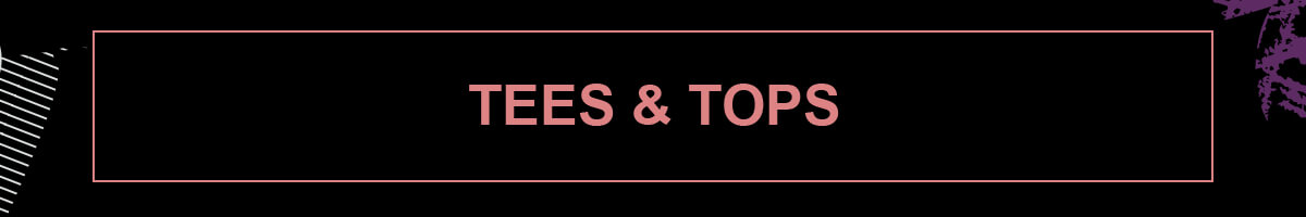TEES &TOPS-UP TO 70% OFF-SHOP TEES &TOPS