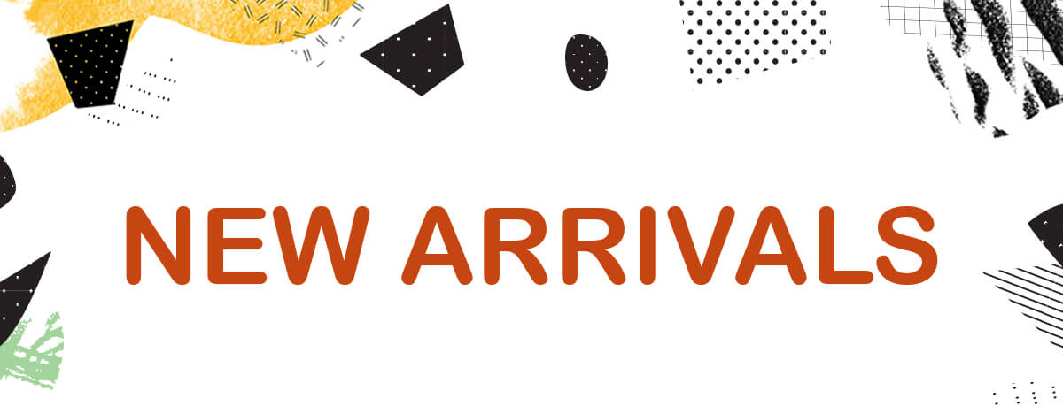 NEW ARRIVALS FROM TOP BRANDS-SHOP ALL NEW ARRIVALS