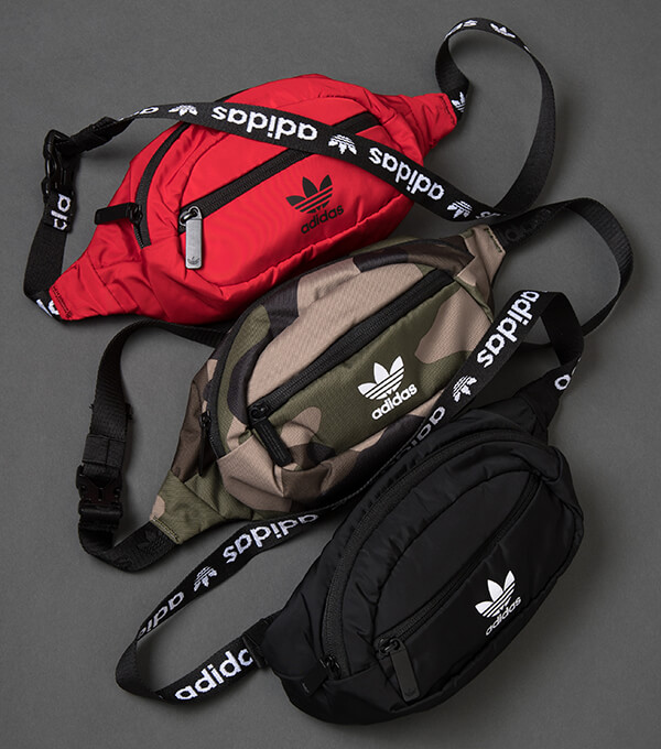 SHOULDER SLINGS AND CHEST BAGS FEAT. ADIDAS & MORE - SHOP CHEST BAGS