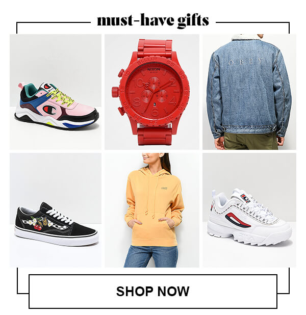 MUST-HAVE GIFTS - HAND SELECTED FOR THE HOLIDAYS
