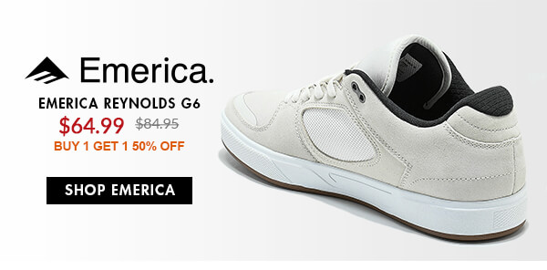 EMERICA SALE SHOES - FEAT. REYNOLDS G6 & MORE - SHOP SALE EMERICA
