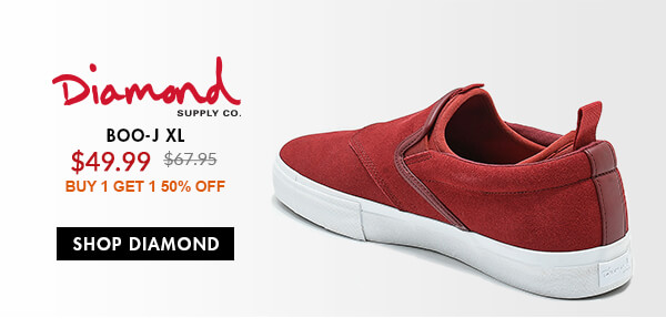 DIAMOND SUPPLY SALE SHOES - FEAT. BOO-J XL & MORE - SHOP SALE DIAMOND SUPPLY