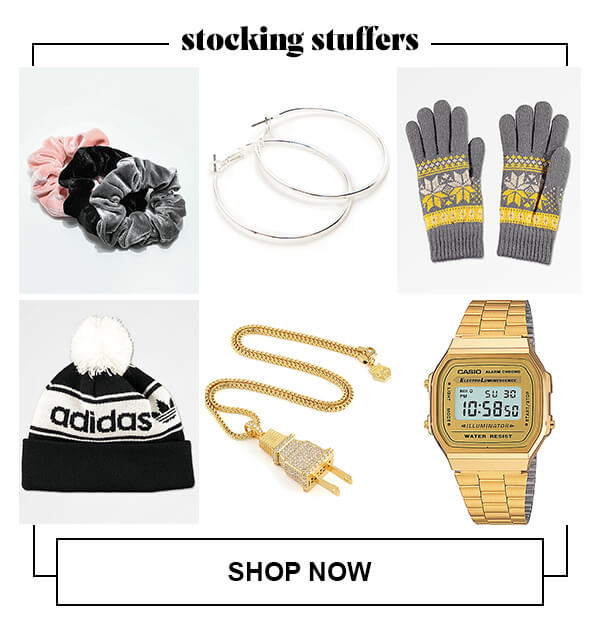 TOP SELECTED STOCKING STUFFER IDEAS - GET THE RIGHT STUFF