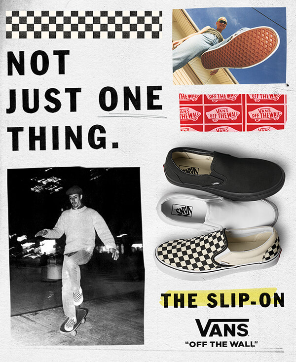 VANS SLIP ON STYLES-NEW COLORS AVAILABLE-SHOP SLIP ONS