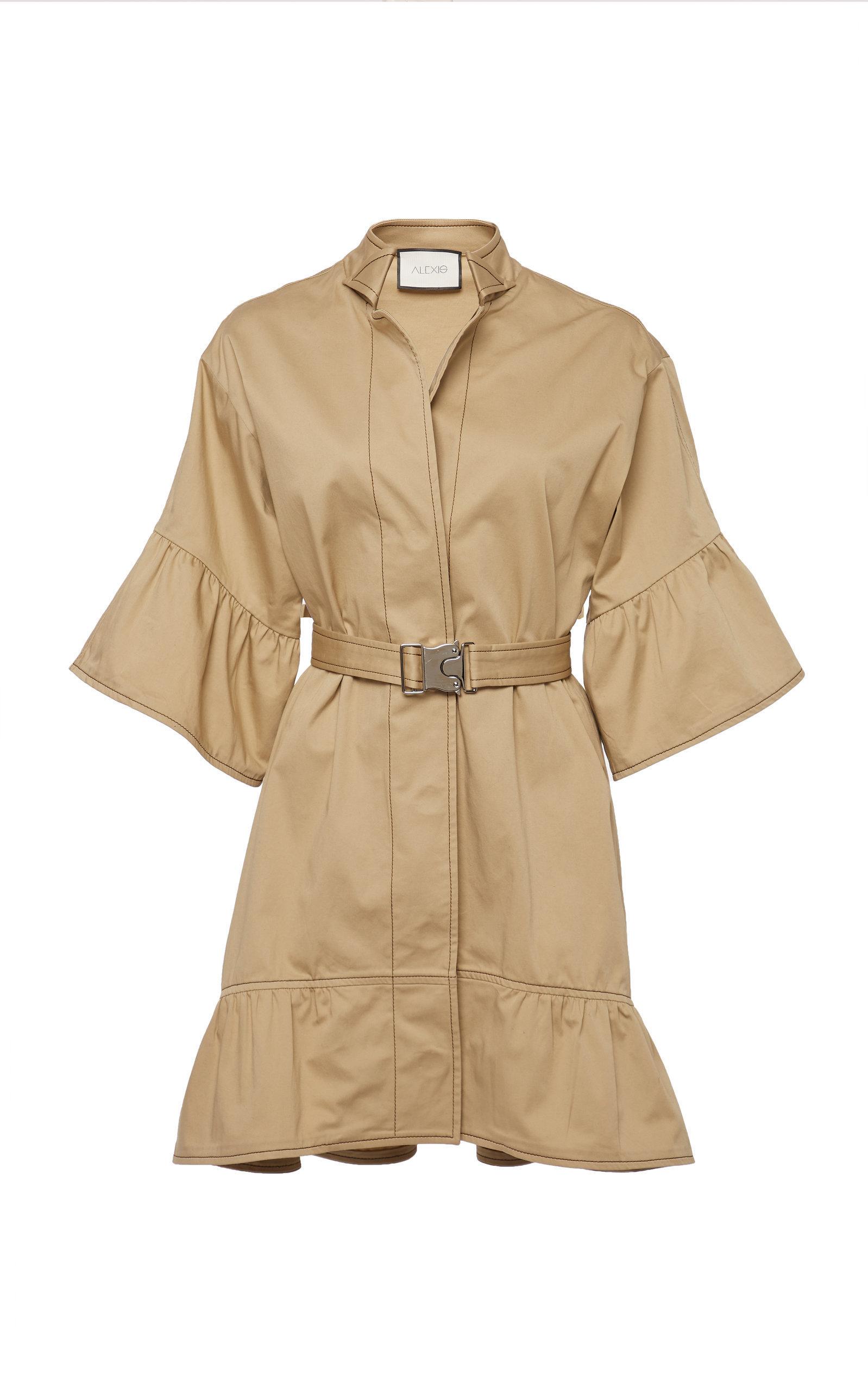 Mariano Cotton Mini Dress