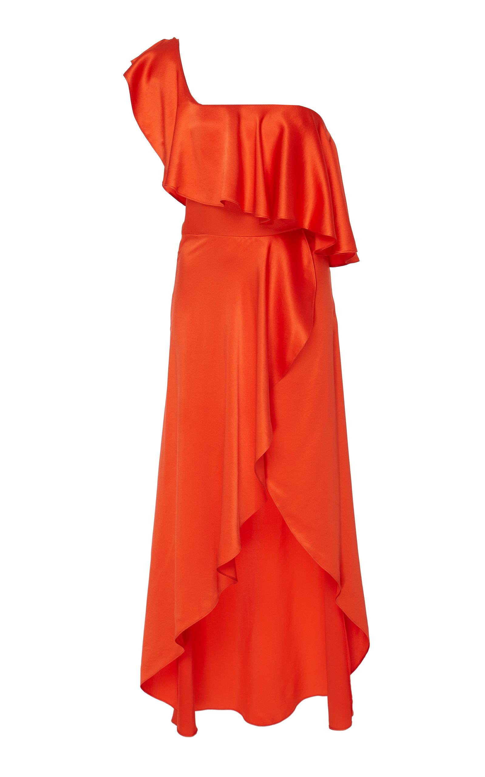 Austtyn Silk Dress