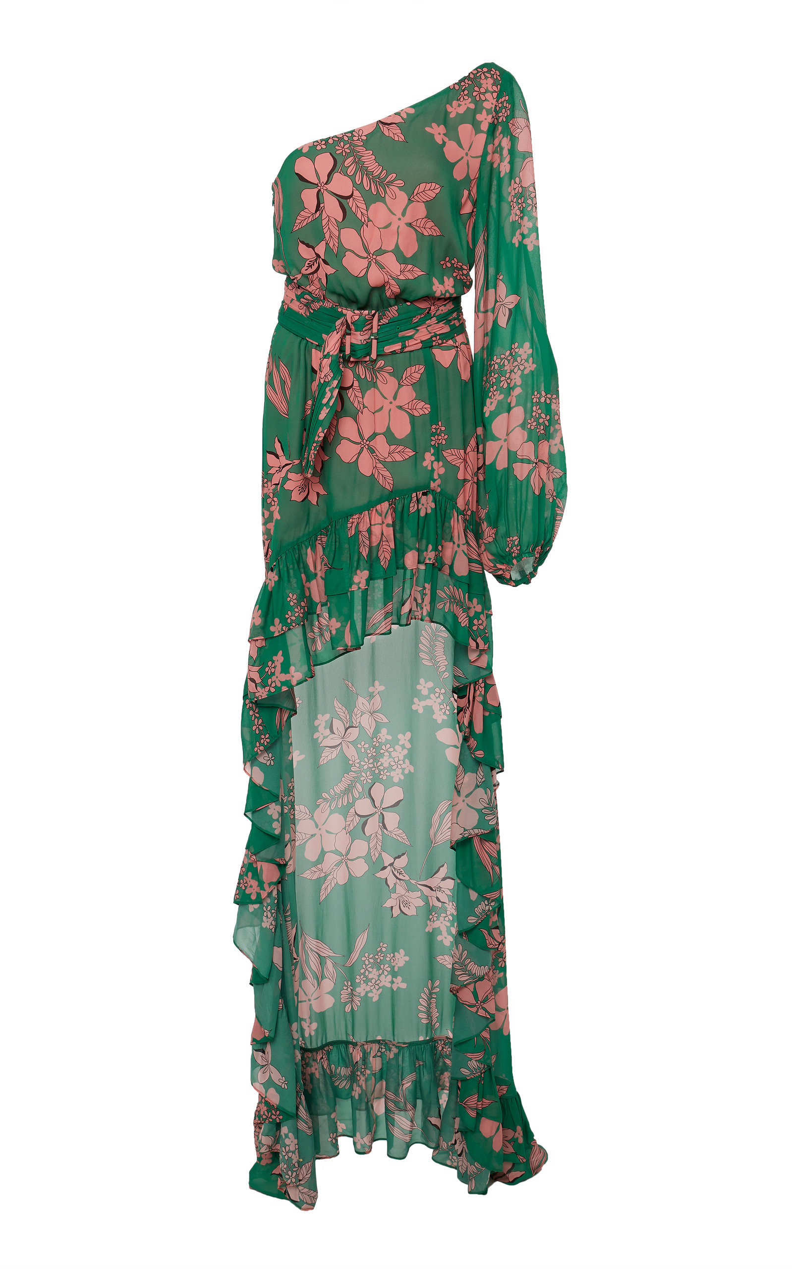 Jules High-Low Dress
