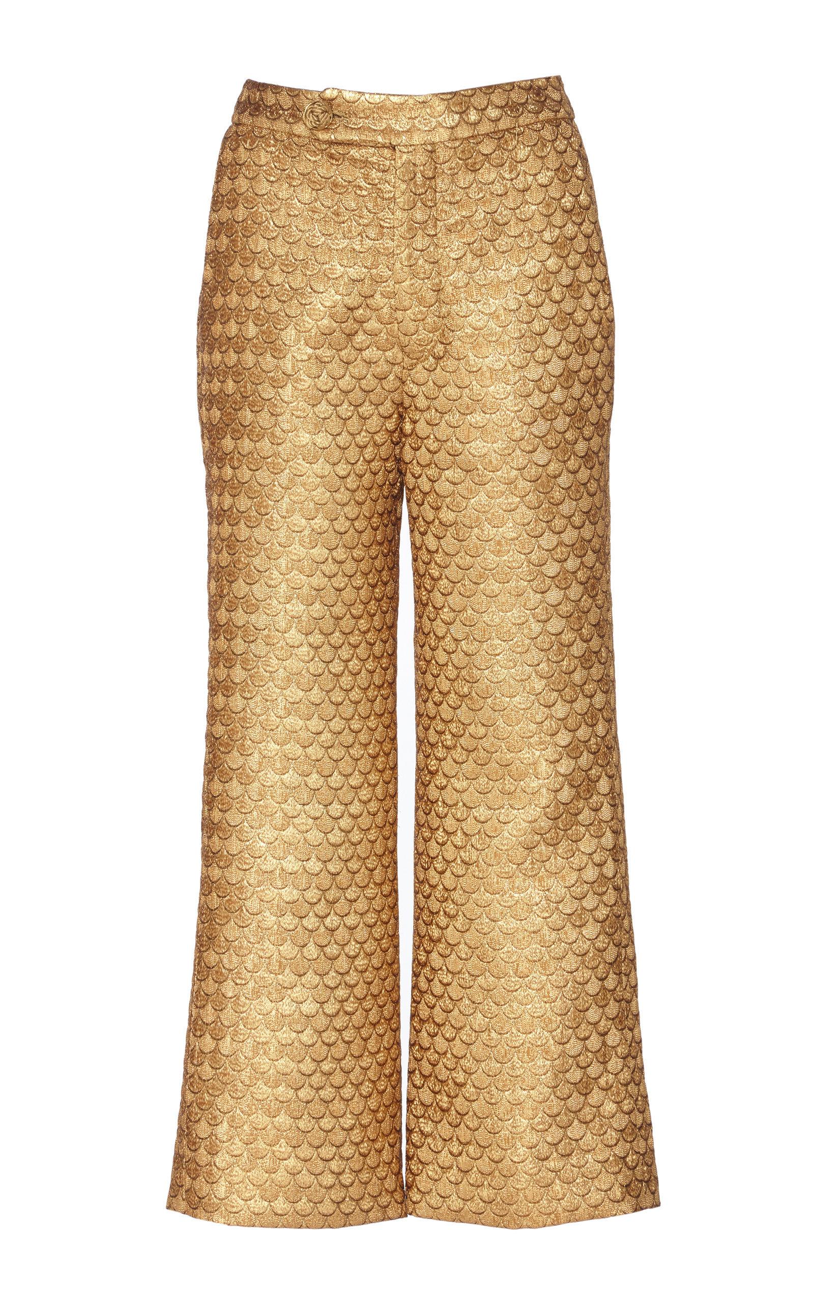 Magic Makers Lurex Jacquard Pants