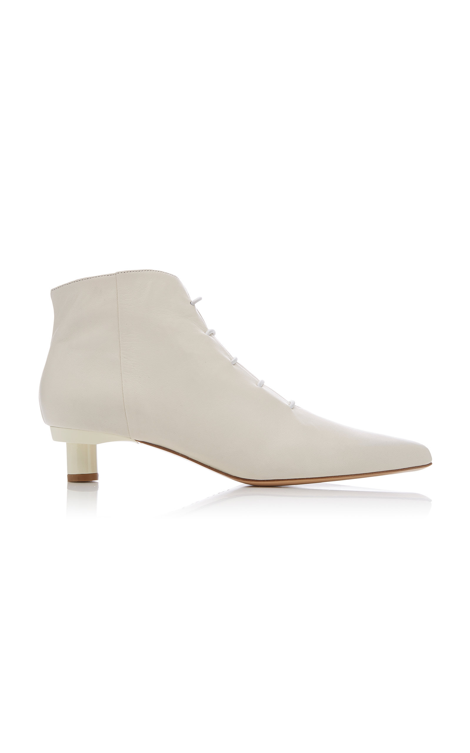 Asher Leather Booties | $725