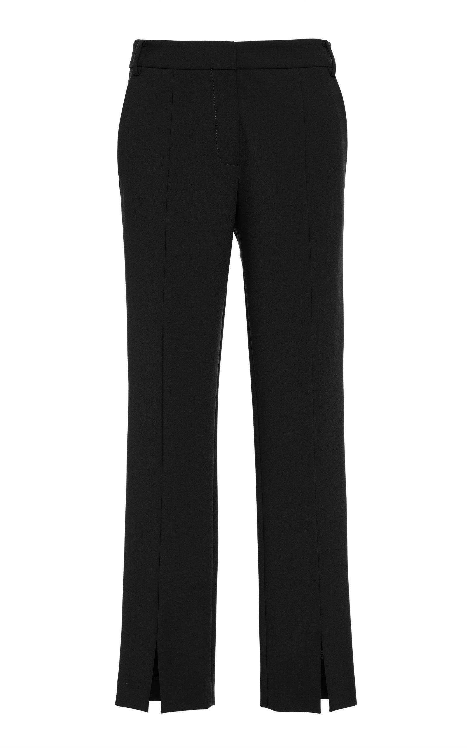 Anson Crepe Slim Fit Pants | $350