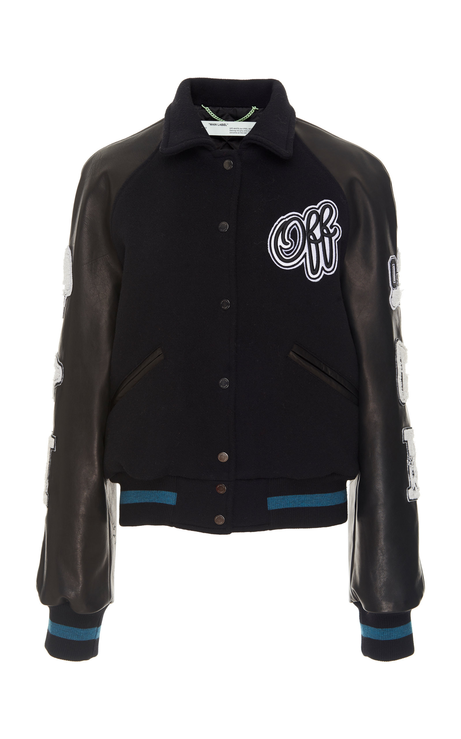 Vintage Wool Varsity Jacket