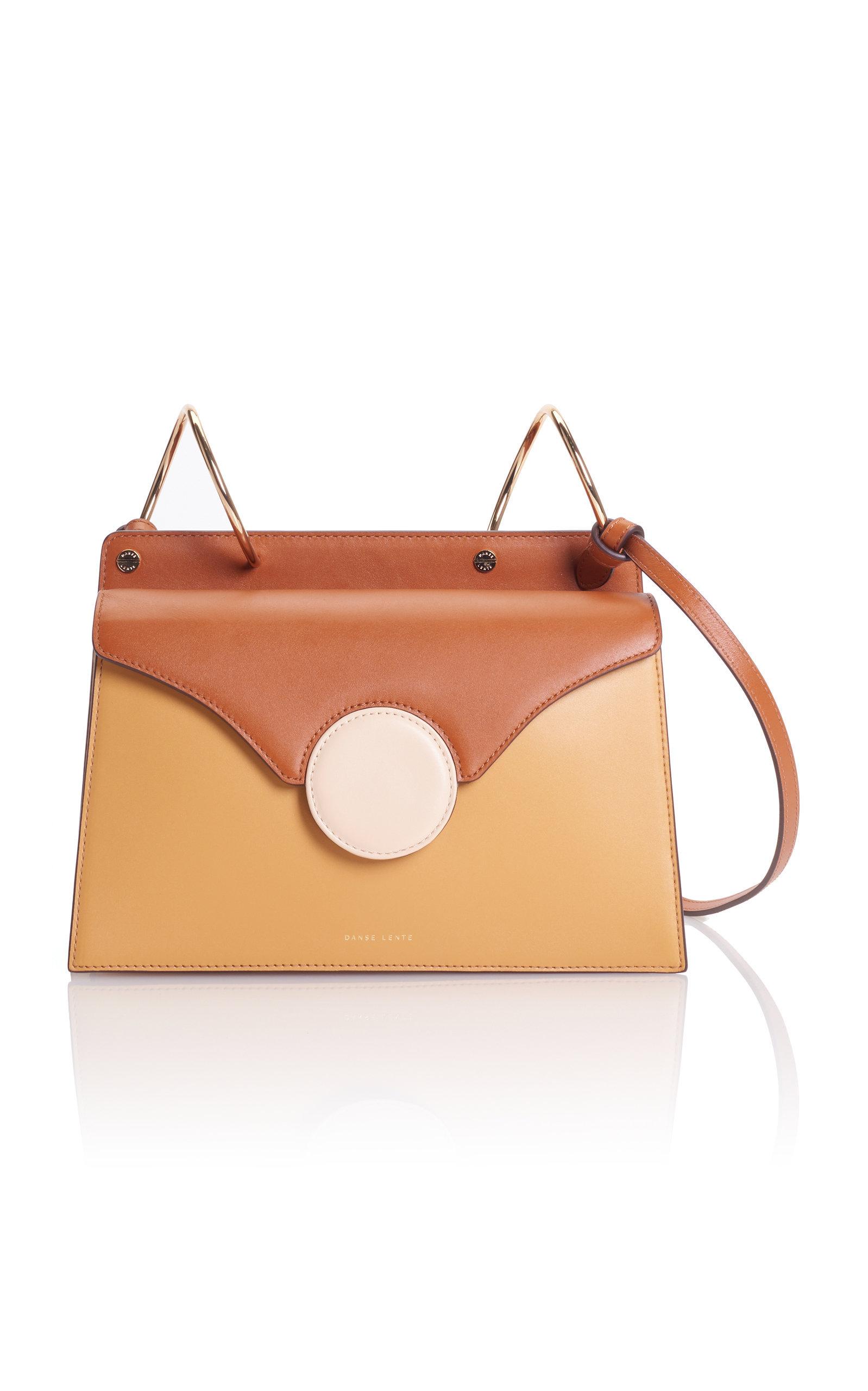 Phoebe Leather Shoulder Bag