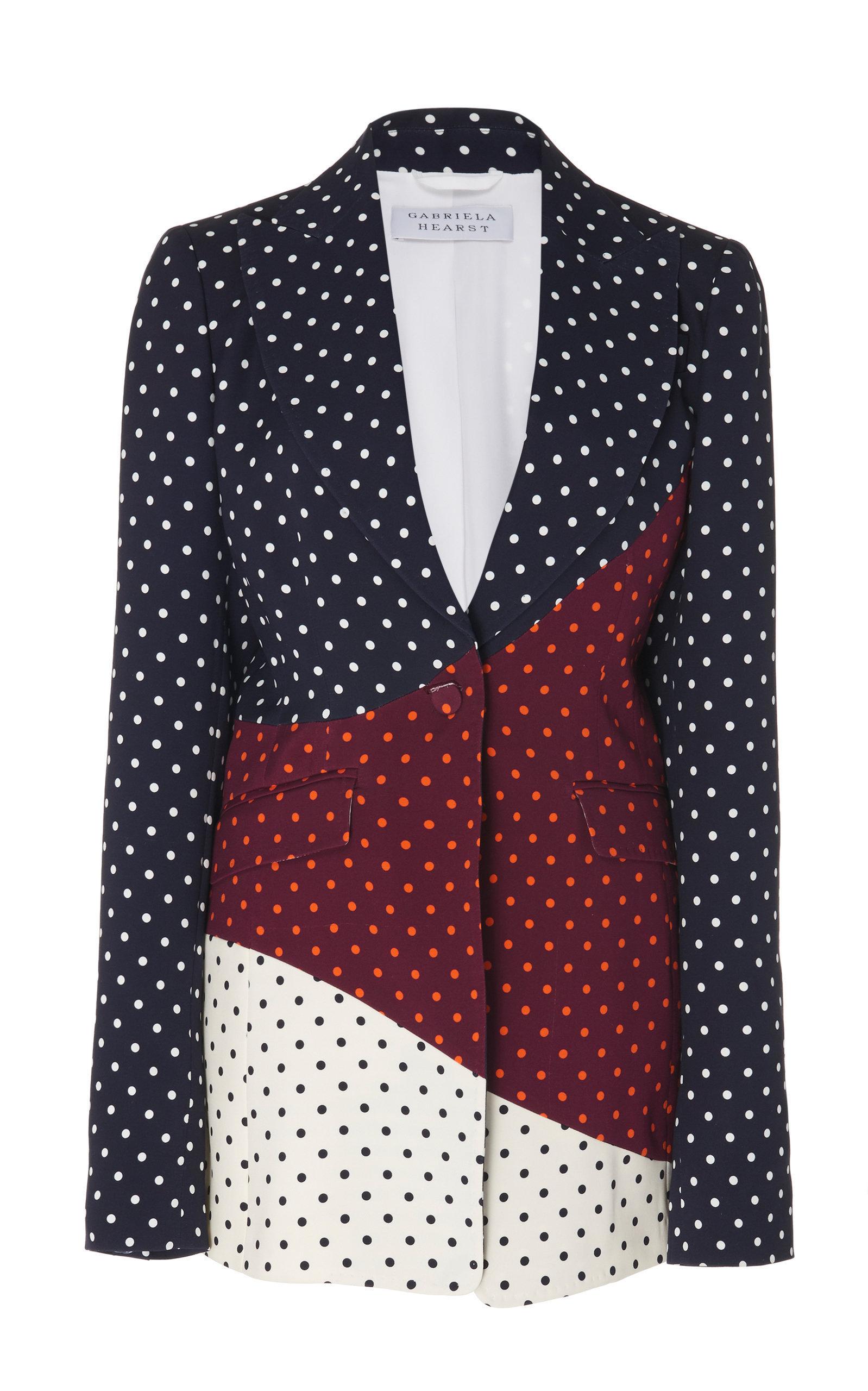 Silk Wool Blazer