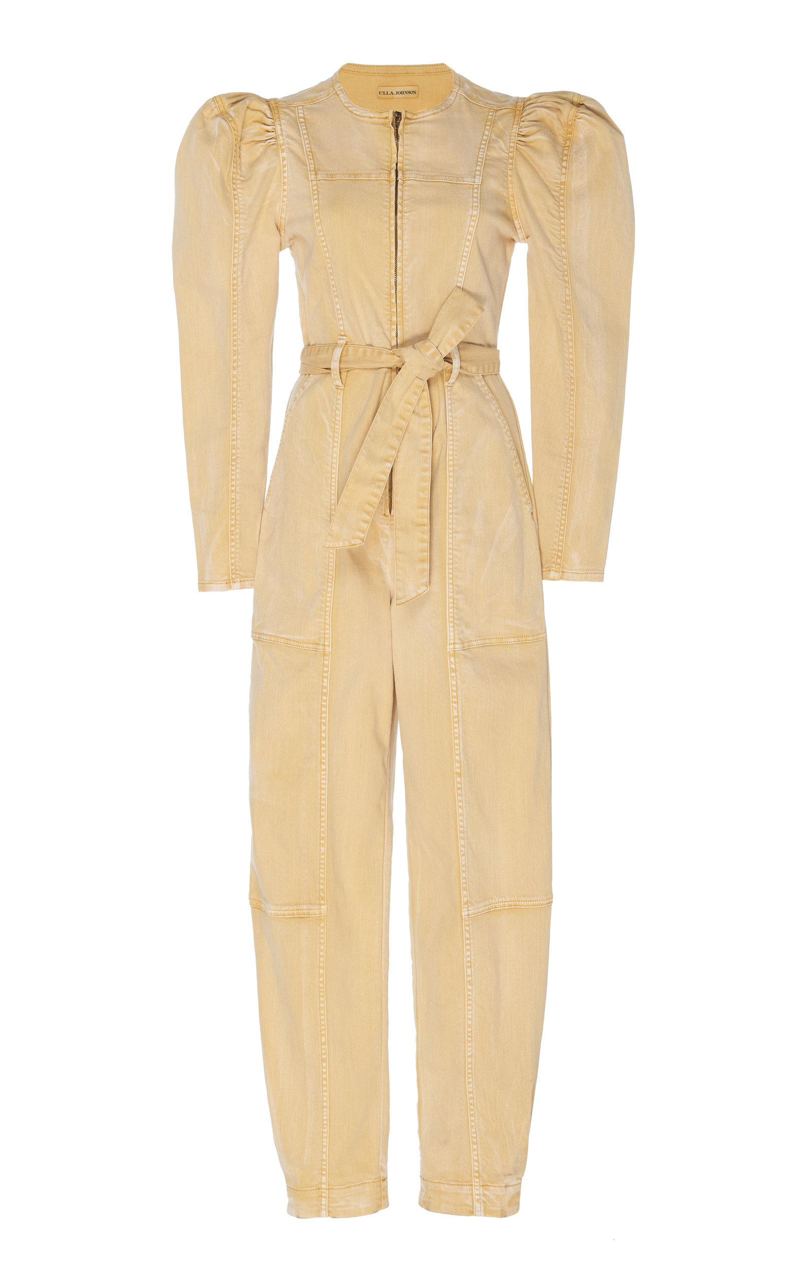 Hesper Stretch Cotton Jumpsuit