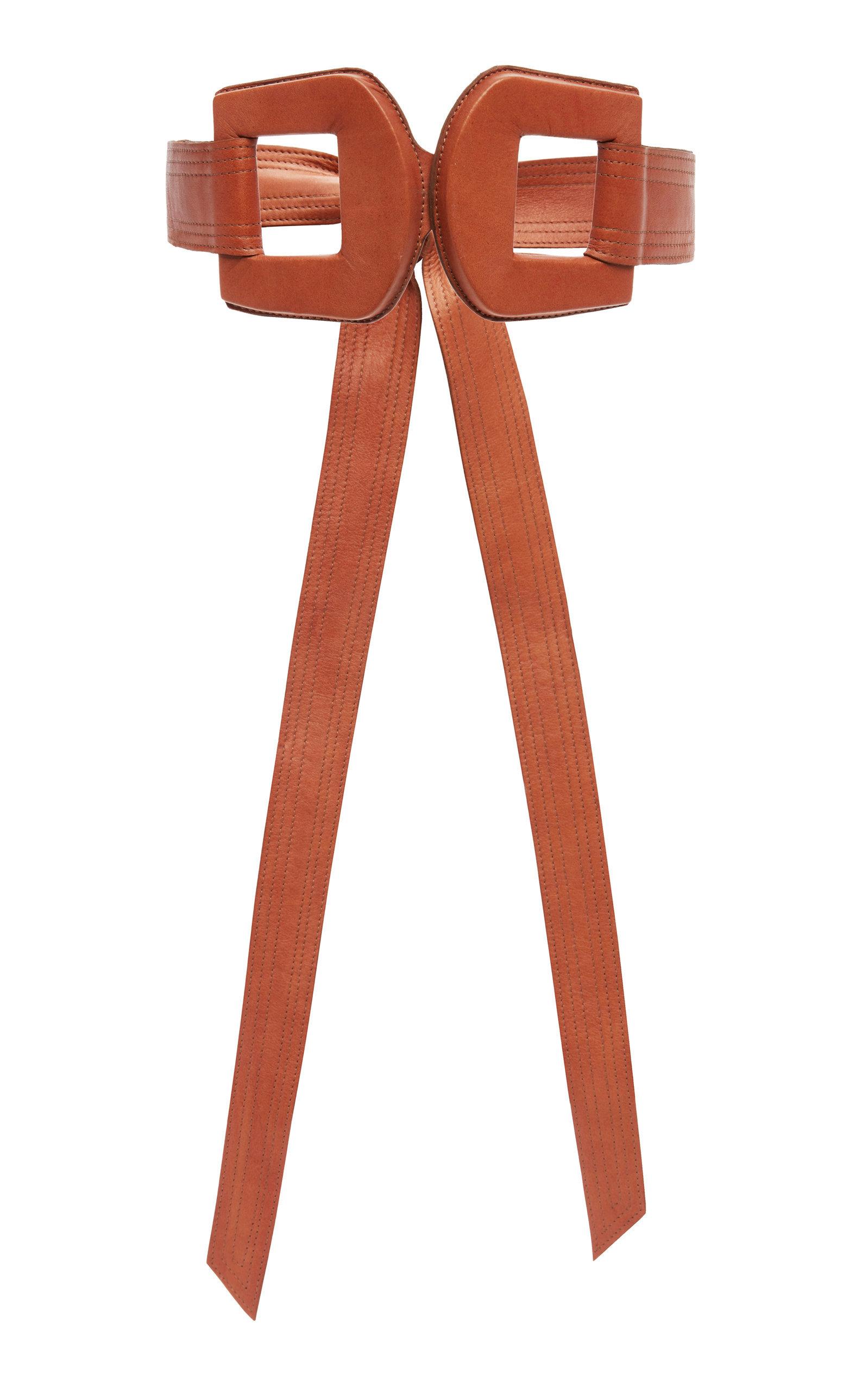Dancing Queen Leather Belt | $350