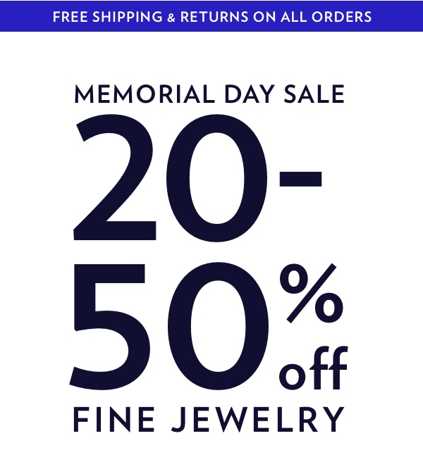 Shop The Memorial Day Sale!