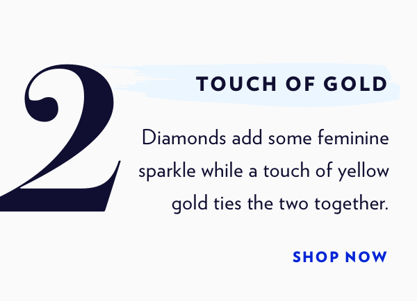 Touch Of Gold | Shop Now