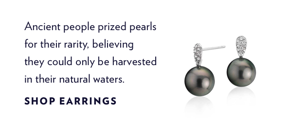 Shop Pearl Earrings.