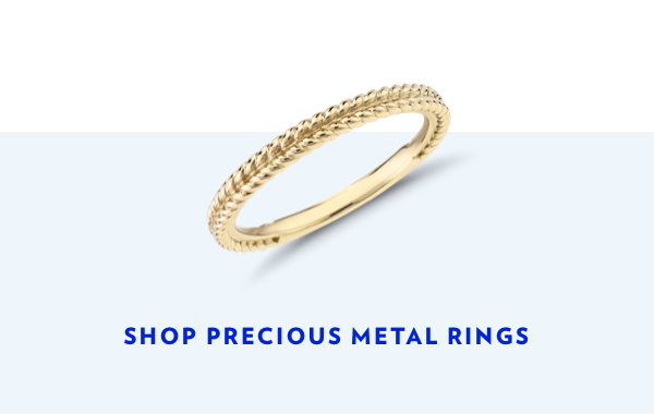 Shop Precious Metal Rings