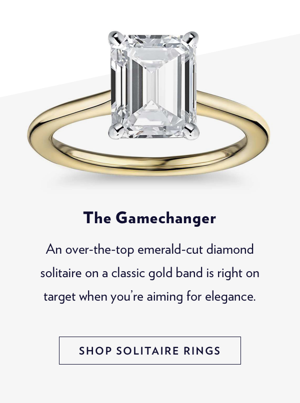Engagement Rings | Shop Solitaire Settings