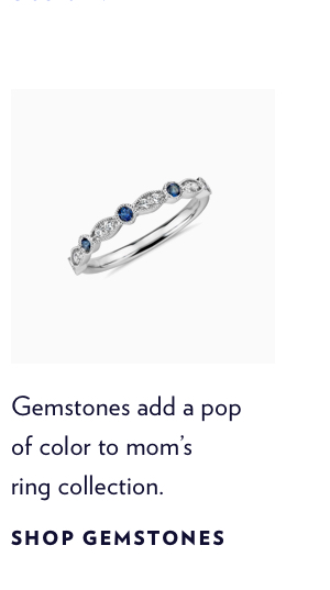 Shop Gemstone Rings