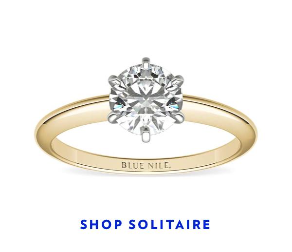 Shop Solitaire Engagement Rings