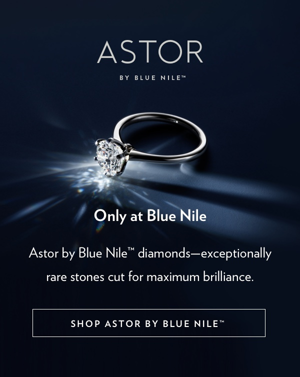 Shop Astor By Blue Nile™ Diamonds