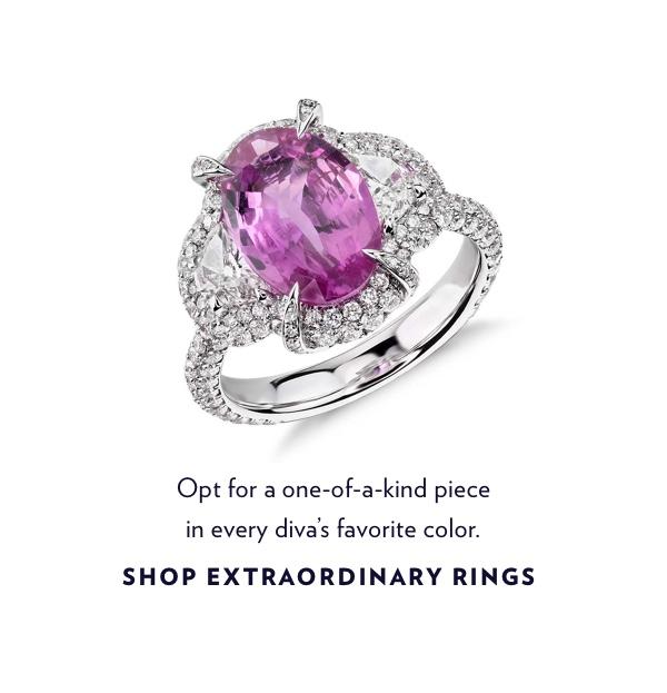 Shop Extraordinary Rings.