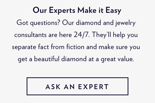 Questions? Ask Our Experts!