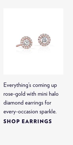 Shop Rose Gold Earrings