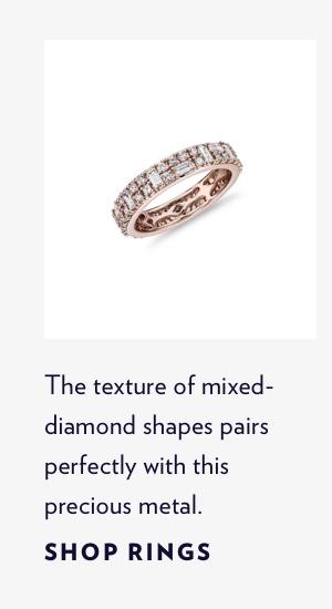 Shop Rose Gold Rings