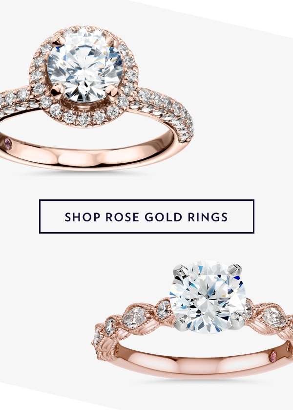 Explore Shades Of Rose Gold