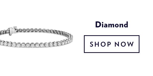 Diamond Bracelets. Shop Sale.