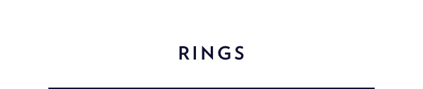 Everyday Essentials. Shop Rings.