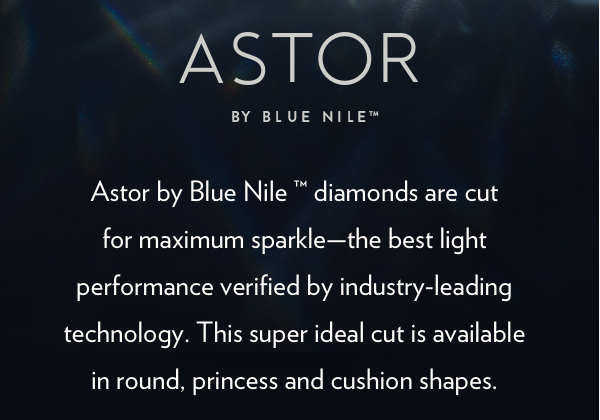 Astor by Blue Nile™ | Shop Now