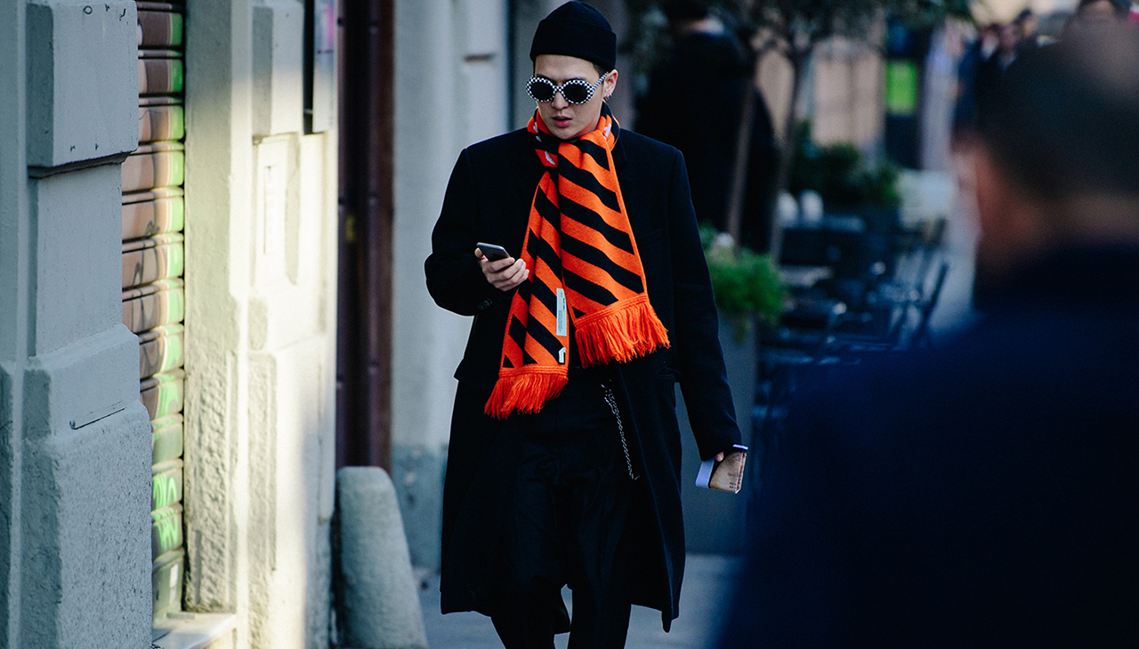 Seven Ways To Wear Your Scarf In Style