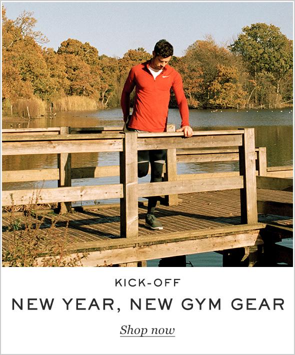 New Year,New Gym Gear